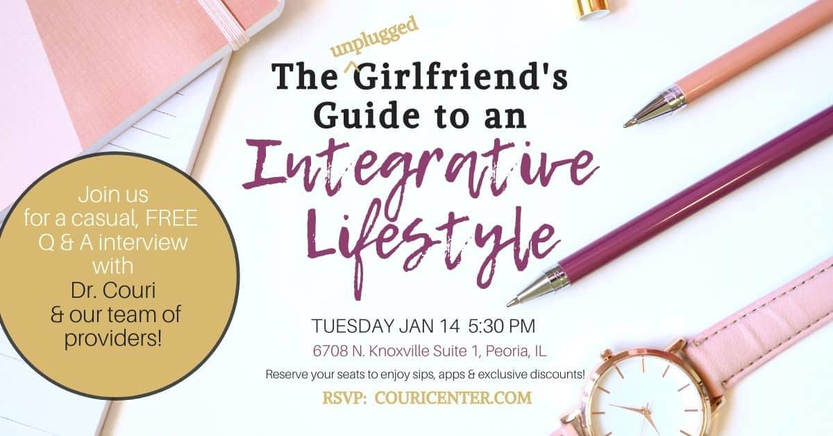 Girlfriend's Guide to integrative health event 2019