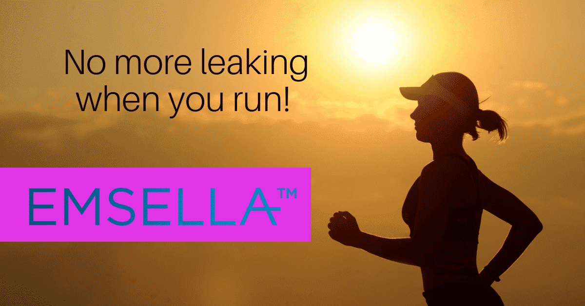 No more leaking when you run!