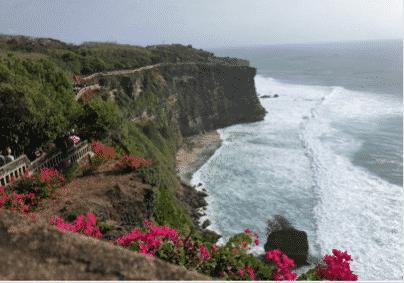 Bali, Indonesia Ocean
