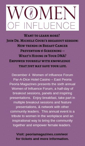Women of Influence Event