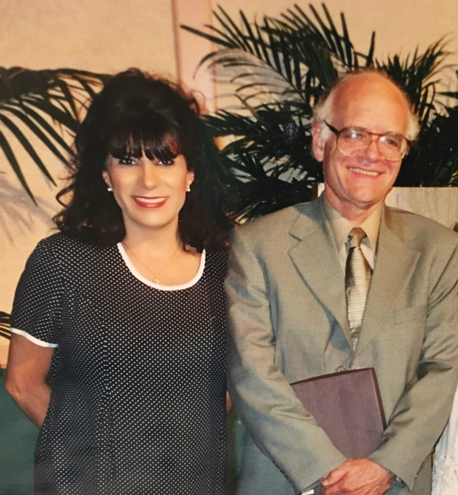Dr. Michele Couri and Dr. Tom Gross