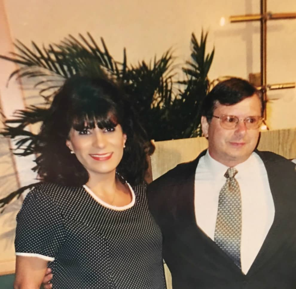 Dr. Michele Couri and Dr. Ken Hodel
