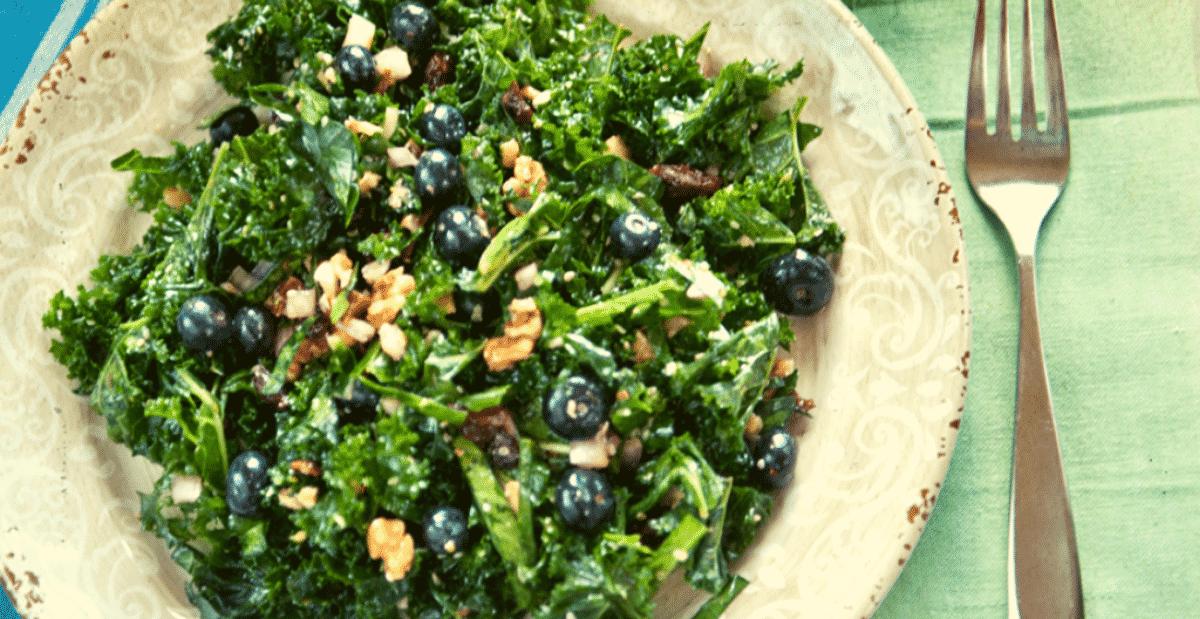 Kale and Broccoli Salad Recipe