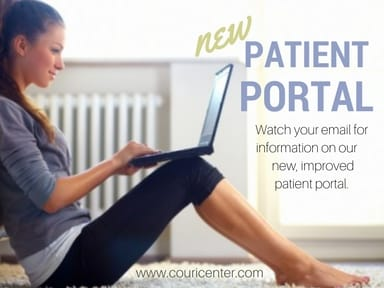 Patient Portal newsletter insert