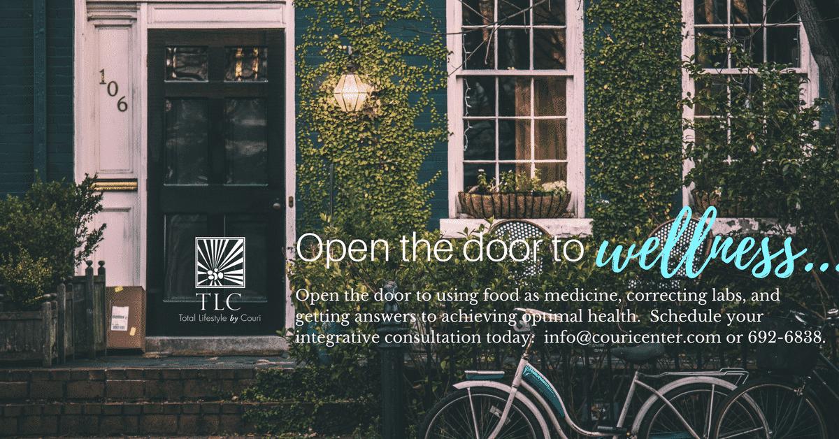 Open the door to wellness
