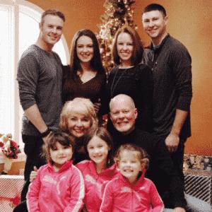Dana Goff's Family