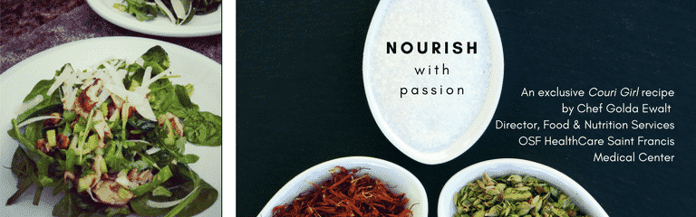 Nourish with passion